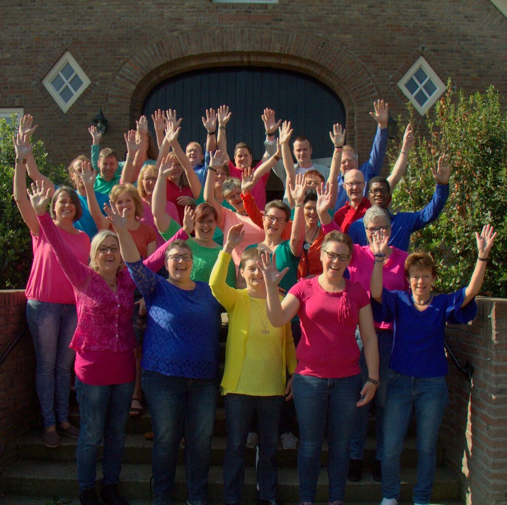 Gospelkoor YES - Oosterbeek