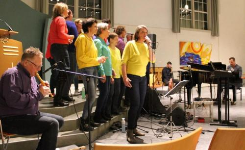 2019 03- Jubileum Nico Vredebergkerk